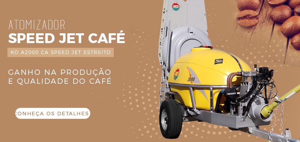 Automizador |  Speed Jet Café